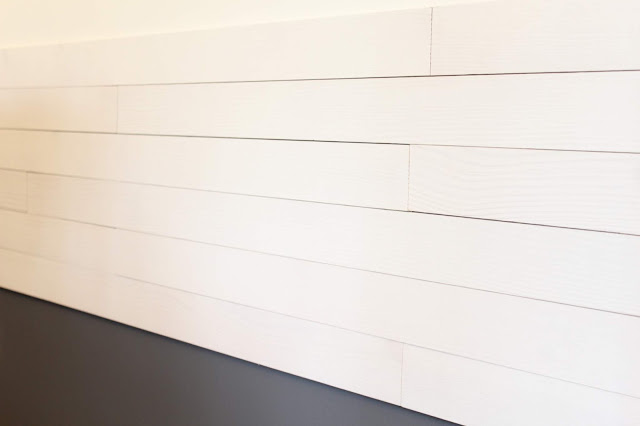 Nordic Ice Mist Timberwall planks