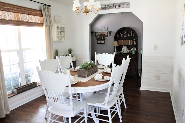 Cottage Style dining room