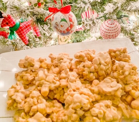 Cap'n Crunch Candy for Christmas