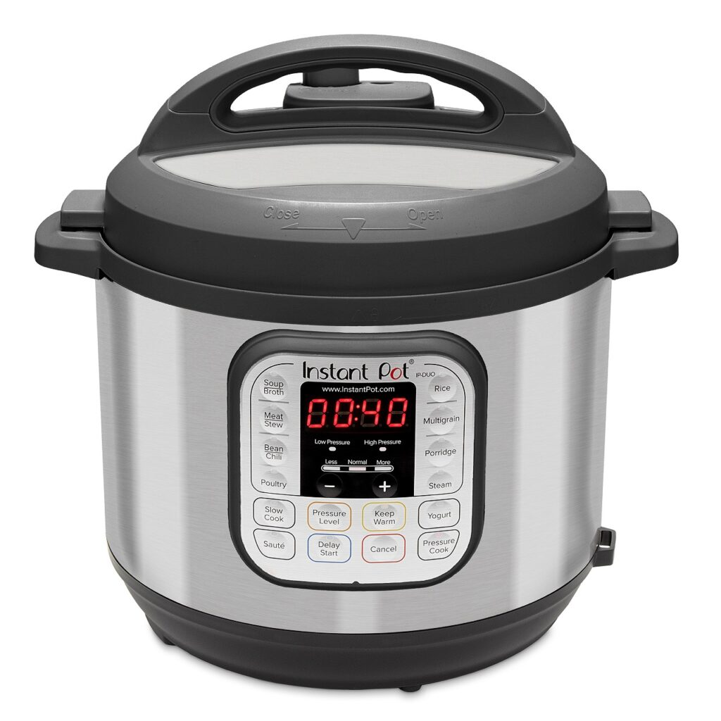 Instant Pot, instant pot cooking, cooking with an instant pot
