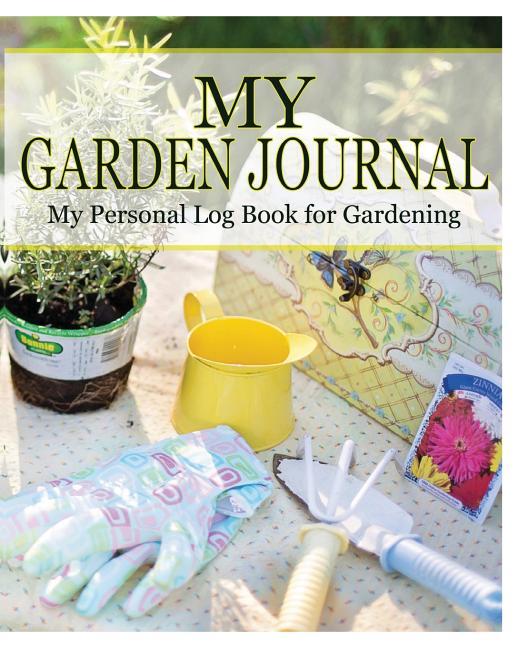 Garden Journal, garden journaling, gift idea, mother's day gift