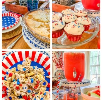 patriotic dishes for july 4th