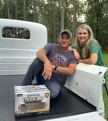 a diy couple restore a vintage truck diy style