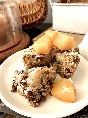 baked hummingbird oatmeal recipe